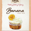 Beau Products Banana Cake Mix