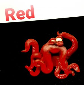red colour